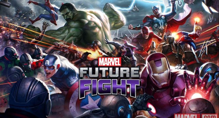 Marvel and Netmarble Team Up to Launch New Mobile RPG Game