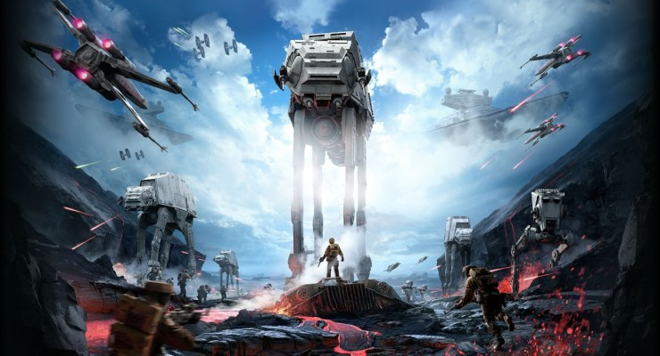 Walking The Game Beat: STAR WARS BATTLEFRONT More Than A Battlefield Skin