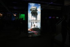 Battlefront at Sony Booth was just as long a wait