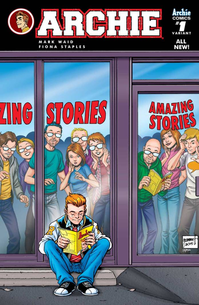 Archie#1Amazing