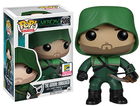 Pop! TV: Arrow - The Arrow: Unmasked