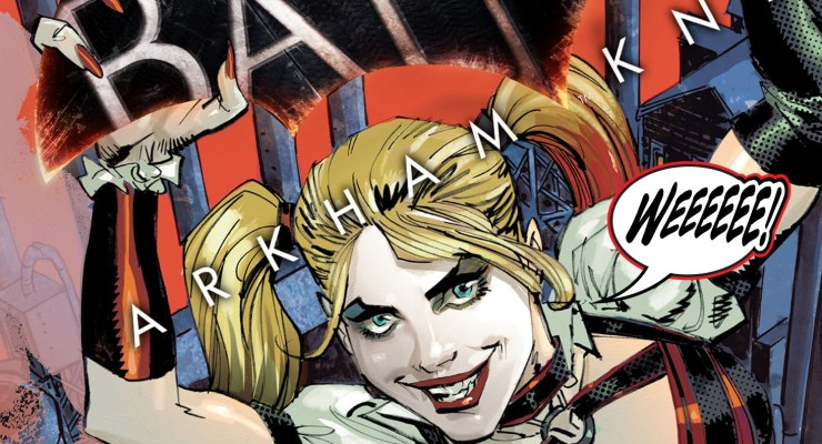 Batman: Arkham Knight gets a Harley Quinn Trailer