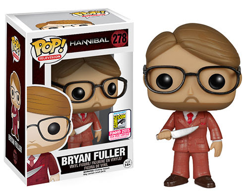 Pop TV: Hannibal - Bryan Fulle