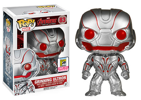 Pop! Marvel: Avengers: Age of Ultron - Grinning Ultron