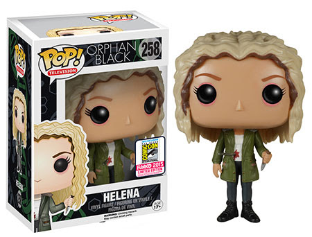 Pop! TV: Orphan Black - Parka Helena