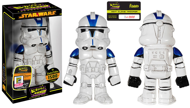 Hikari: Star Wars - 501st Clone Trooper
