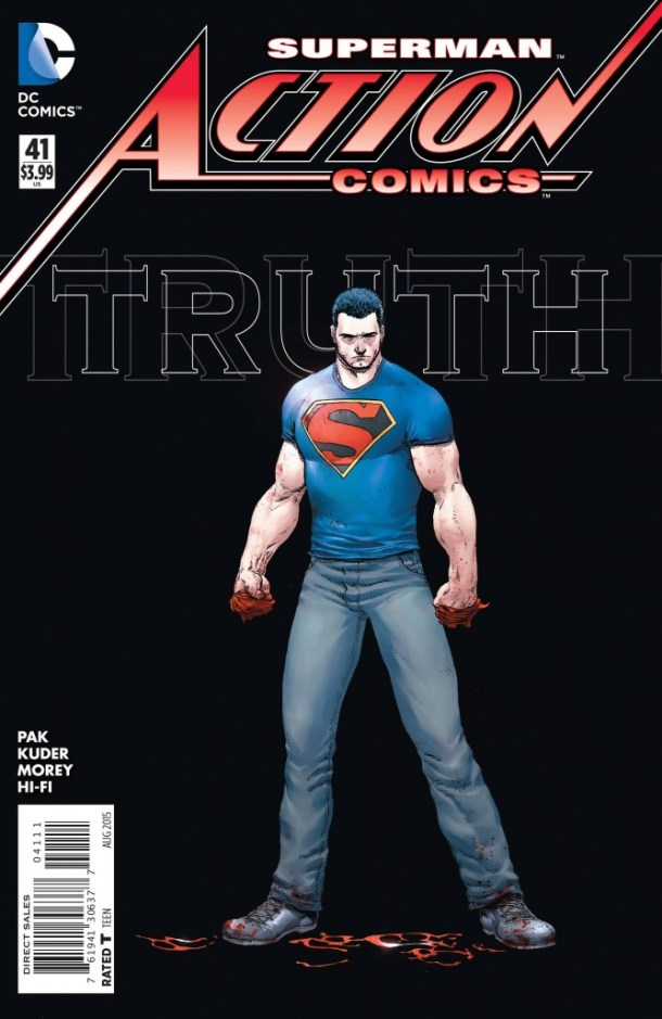 action comics truth