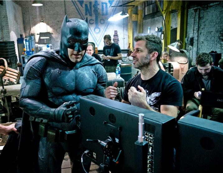 Affleck Batman camera