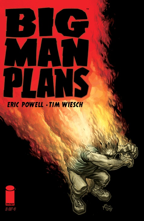 Big Man Plans #3  from Image Comics
