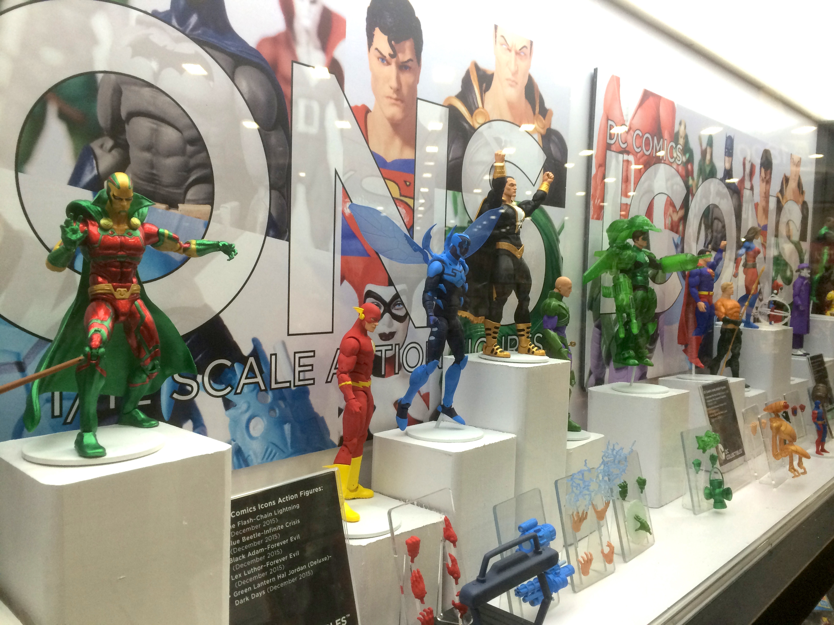 SDCC '15: DC Collectibles shows off next Greg Capullo