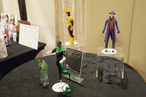 Firestorm, Green Lantern, The Joker