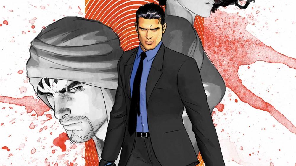 Grayson #9 (on sale now)