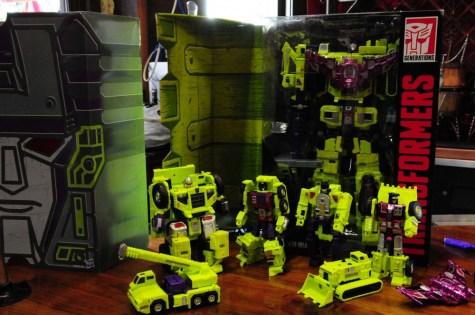 Transformers Generations: Devastator - Combiner Wars