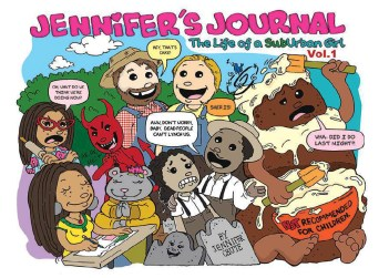 Jennifers Journal Cover