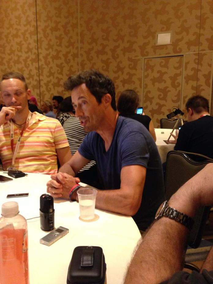 Tom Cavanagh interview