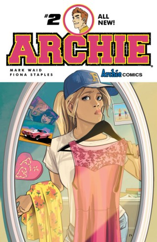 Archie #2 (on sale 8/19)