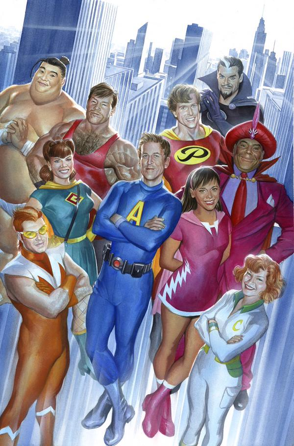 awesome-alexross