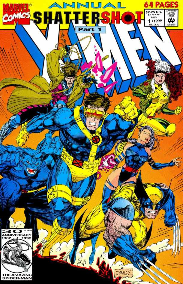 X-Men by Jim Lee