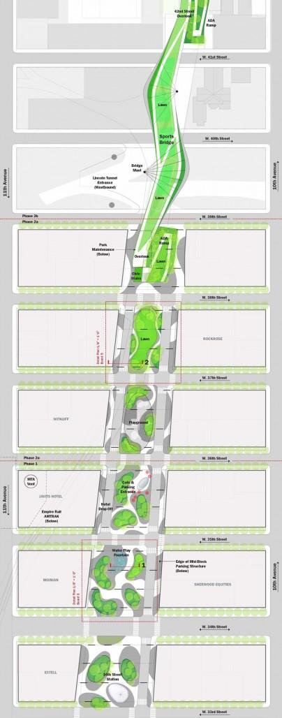 Hudson Boulevard Park possible