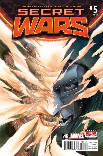 Secret Wars #5