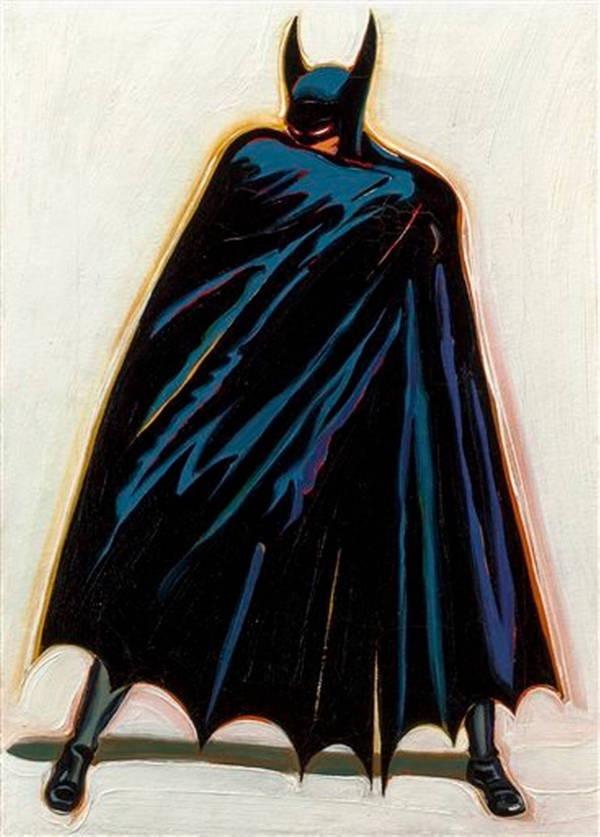 Auction Batman Painting.JPEG