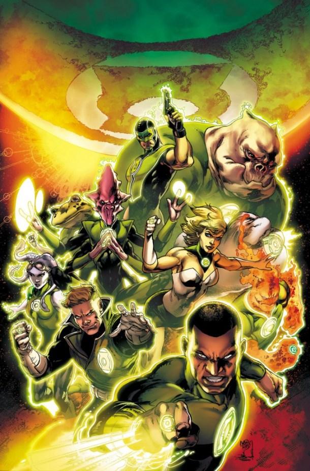 Green Lantern Edge
