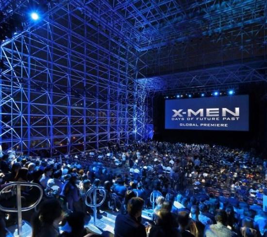 Javits X-Men_premiere