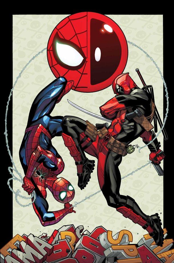 SpidermanDeadpool001