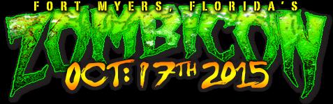 ZombiCon logo