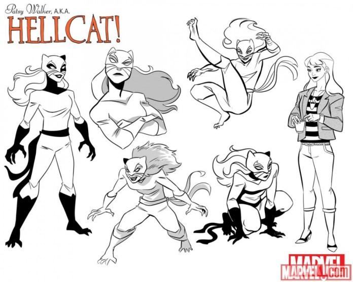 Patsy-Walker-Hellcat