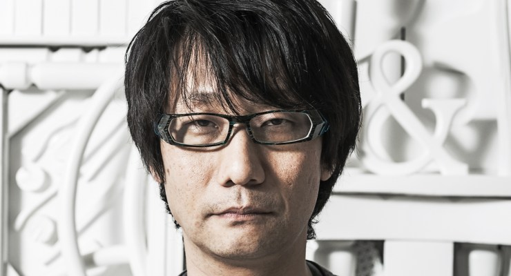 Watch Konami Get Slammed at The Game Awards for Their Treatment of Hideo Kojima