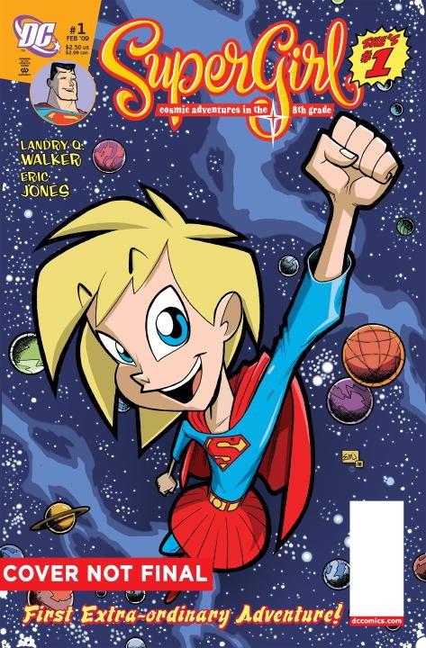 supergirl cosmic