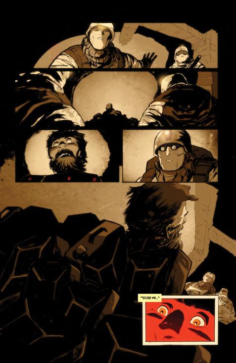 American Monster PDF Bleeding Cool Preview 6