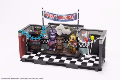 McFarlene Toys: Five Nights at Freddy's