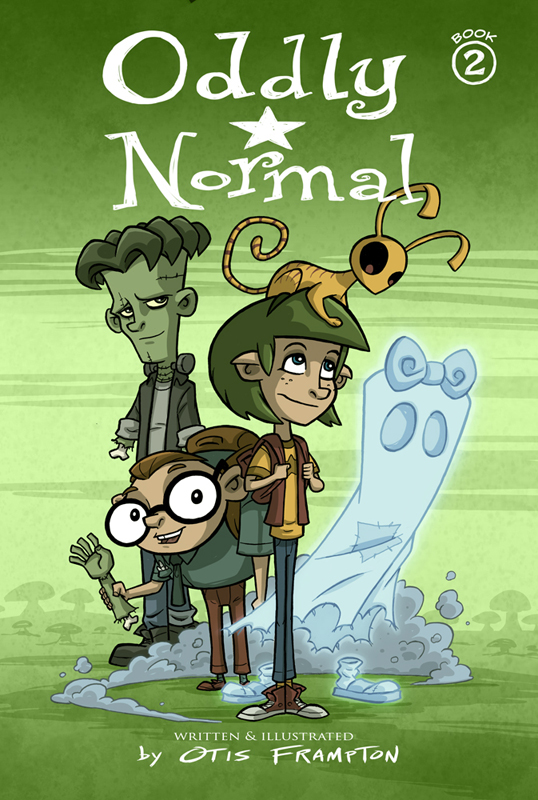 OddlyNormal-Book2-Cover