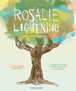 ROSALIE LIGHTNING cover