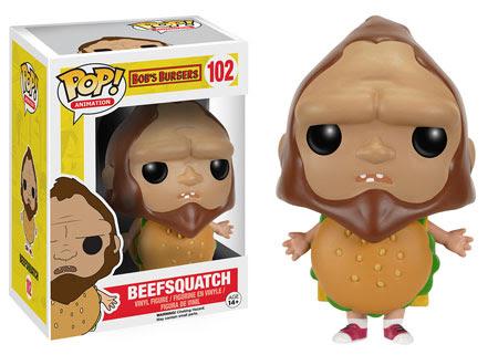 Funko's Pop! Bob's Burgers: Beefsquatch