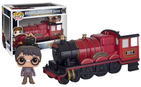 Funko's POP! Ride Series: Harry Potter