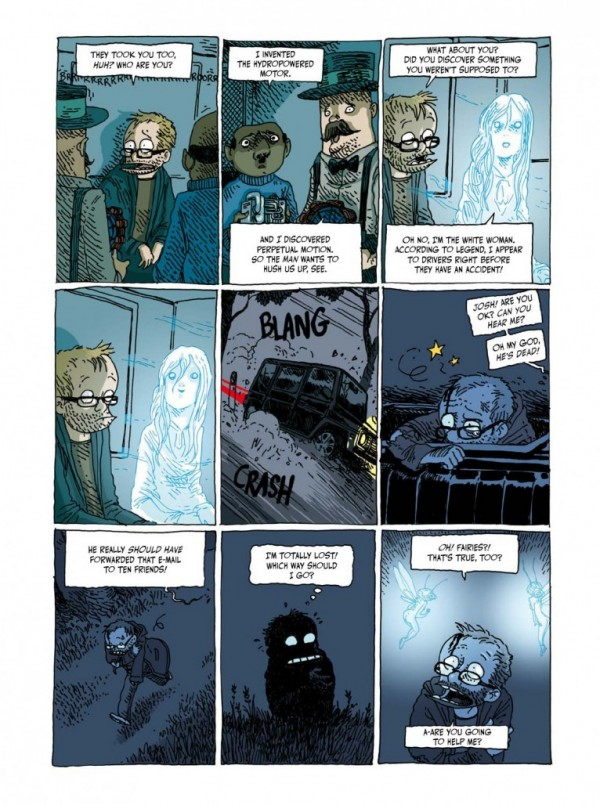 Boulet's 'I Want To Believe'