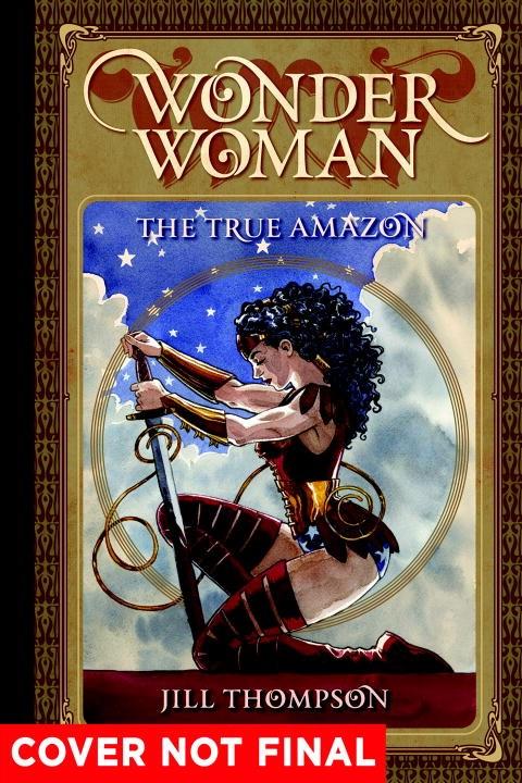 9781401249014 wonder woman thompson