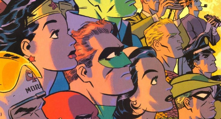Darwyn Cooke Undergoing Palliative Care for Aggressive Cancer