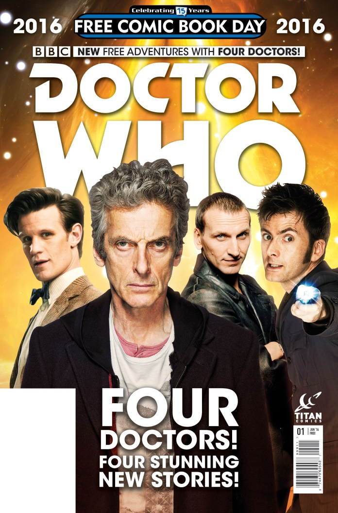 FCBD Doctor Who 2016 large
