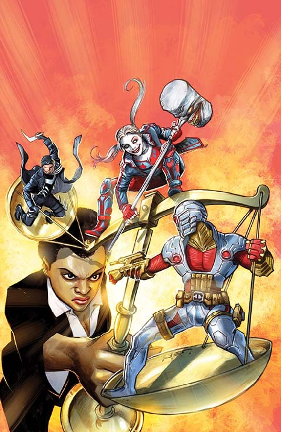 This August John Ostrander Returns to SUICIDE SQUAD