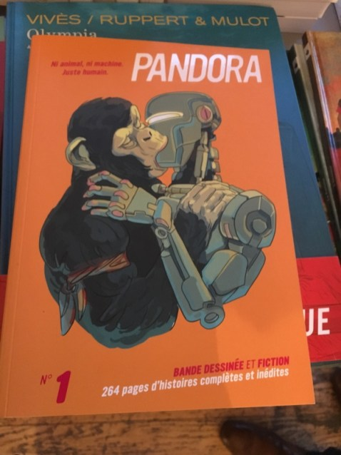 This new anthology has new Otomo and more!