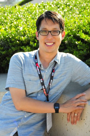 Gene Luen Yang: National Ambassador for Young People's Literature at SDCC '16