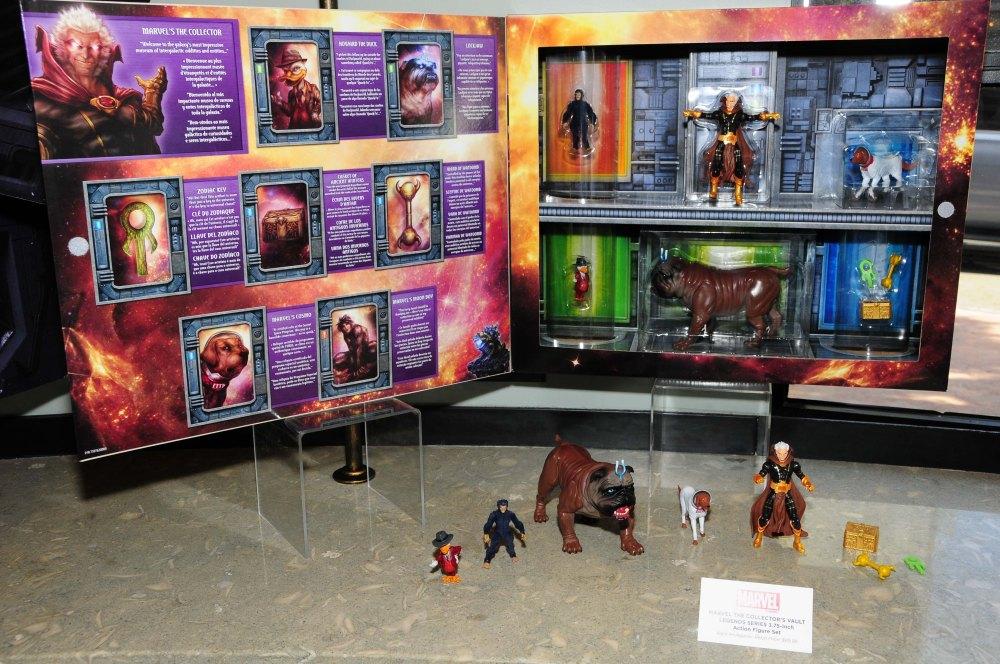 Marvel The Collectors Vault Legends Series