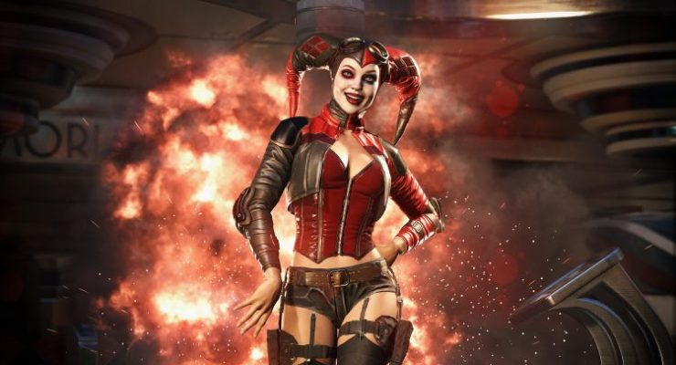 The Squad is coming to Injustice 2