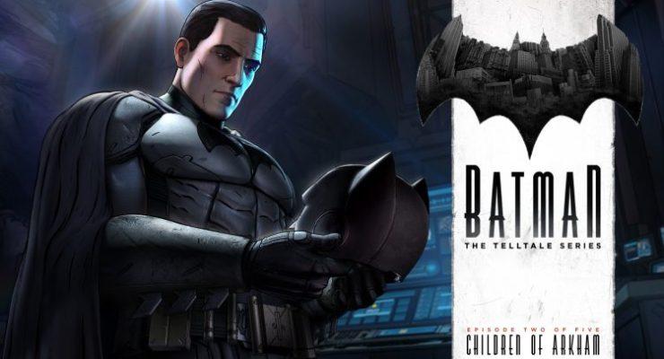 Next Episode of BATMAN: THE TELLTALE SERIES Gets Release Date