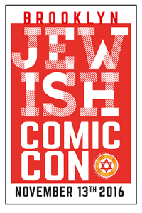 TODAY - Jewish Comic Con