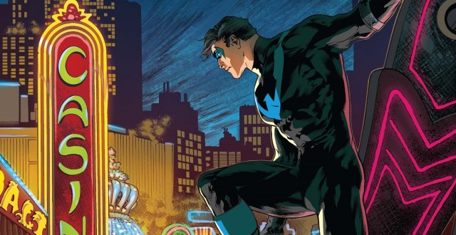 DC REBORN ROUND-UP: GREEN ARROW and NIGHTWING Undergo New Beginnings